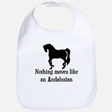 Moves Like An Andalusian Bib