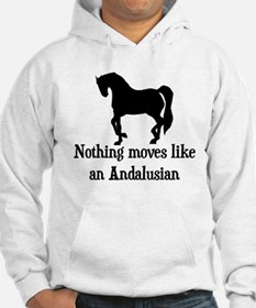 Moves Like An Andalusian Hoodie