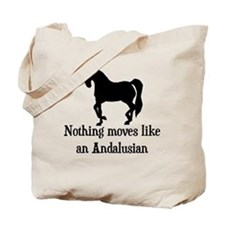 Moves Like An Andalusian Tote Bag