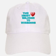 This Heart: Roseanne (E) Baseball Baseball Cap