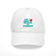 This Heart: Roseanne (E) Baseball Cap