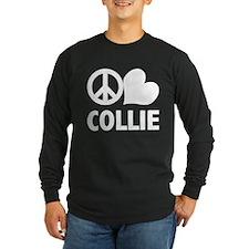 Peace Love Collie T