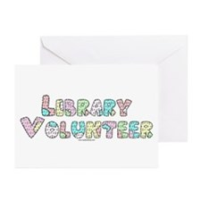 Volunteer Patchwork Greeting Cards (Pk of 10)