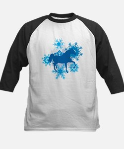 Hackney Snowflakes Holiday Tee