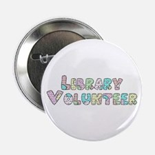"Volunteer Patchwork 2.25"" Button"