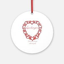 Leonberger True Ornament (Round)