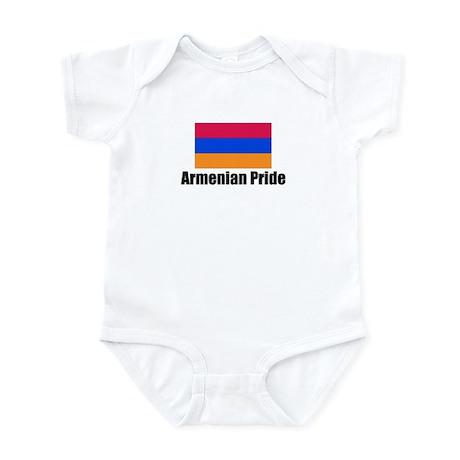 Armenian Pride Infant Bodysuit