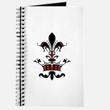Valentine Crown Journal
