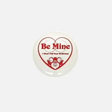 Valentine Mini Button (10 pack)