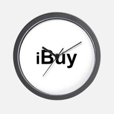 iBuy Wall Clock