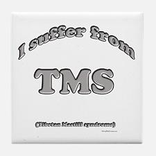Tibetan Syndrome2 Tile Coaster