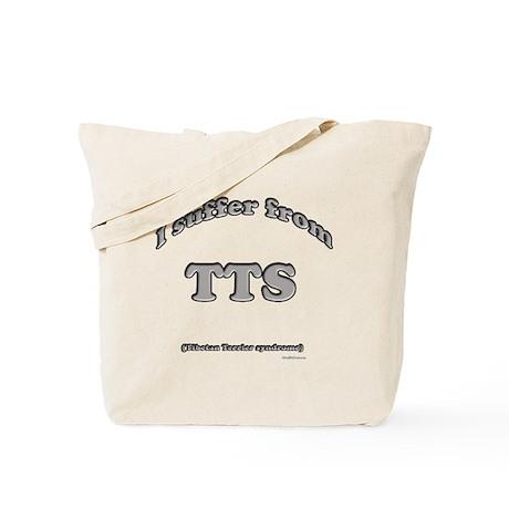 Tibetan Terrier Syndrome2 Tote Bag