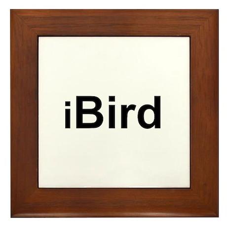 iBird Framed Tile