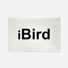 iBird Rectangle Magnet