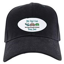 Dad Triathlete Triathlon Baseball Hat