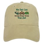 Dad Triathlete Triathlon Cap