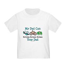 Dad Triathlete Triathlon T