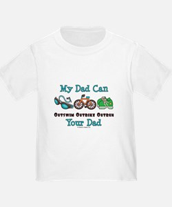 Dad Triathlete Triathlon T