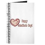 Happy Valentines Day Journal