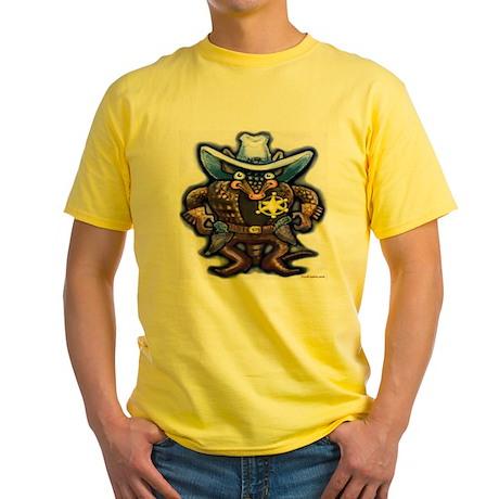 Sheriff Dillo Tee T-Shirt