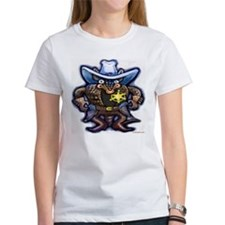 Sheriff Dillo Tee T-Shirt