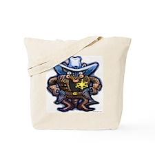 Cool Dillo Tote Bag