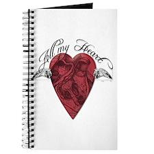 """""""All My Heart"""" Journal"""