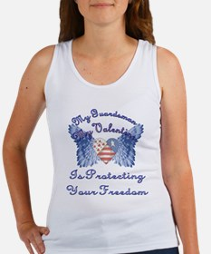 My Guardsman, My Valentine Women's Tank Top