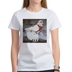 Pageant Champion Pigeon Women's T-Shirt