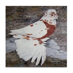 Pageant Champion Pigeon Tile Coaster