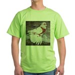 Pageant Champion Pigeon Green T-Shirt