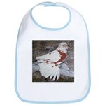 Pageant Champion Pigeon Bib