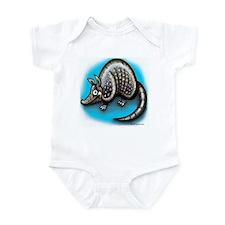Unique Dillo Infant Bodysuit