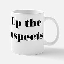 Usual Suspects 1 Mug