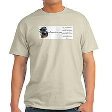 Affenpinscher Profile T-Shirt