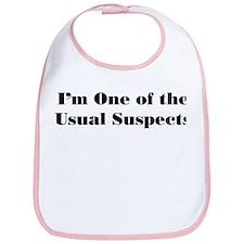 Usual Suspects 2 Bib