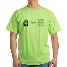 Afghan Profile T-Shirt