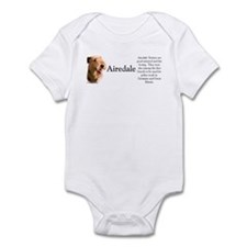 Airedale Profile Infant Bodysuit