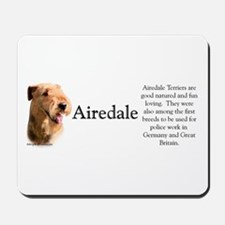 Airedale Profile Mousepad
