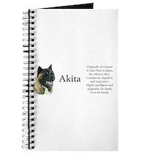 Akita Profile Journal