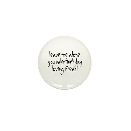 Valentine's Day Loving Freak Mini Button (100 pack