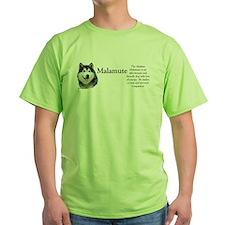Malamute Profile T-Shirt