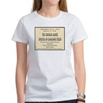 Chicken Ranch Brothel Women's T-Shirt