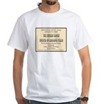 Chicken Ranch Brothel White T-Shirt