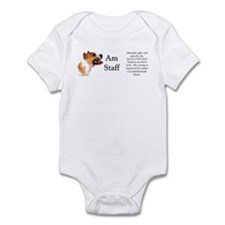 AmStaff Profile Infant Bodysuit