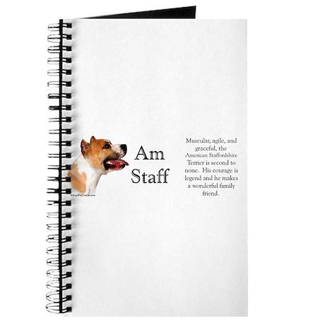 AmStaff Profile Journal