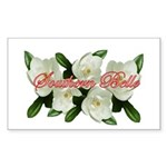 Southern Belle Rectangle Sticker