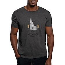 Idaho_potatoes T-Shirt