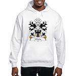 Woode Family Crest Hooded Sweatshirt