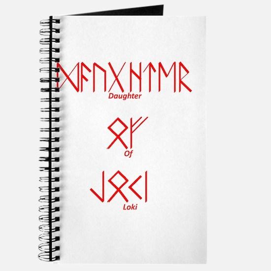 Daughter Of Loki Journal